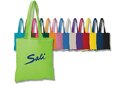 Colored Economy Tote