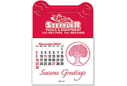 Wrench Value Stick Calendar