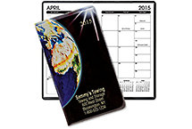 Global Vinyl Pocket Calendar
