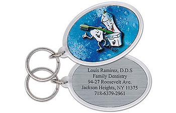 DENTAL KEYCHAIN