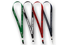 Nylon Web Lanyards