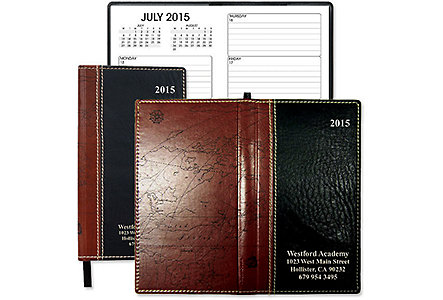 World Map Pocket Planner Weekly