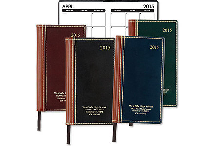 Opulent Monthly Pocket Planner
