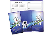 Dental 4 Clr Weekly Planner