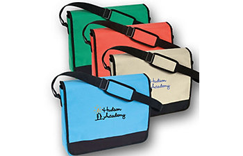 SYNTHESIS MESSENGER BAG SCREENED