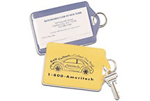 Id Holder Key Tag