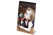 4X6 Stand Up Acrylic Frame
