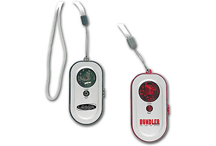 Oval Radio With Lanyard