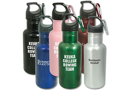 Short & Slender Water Bottle