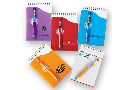 Swanky Pen & Notebook Set