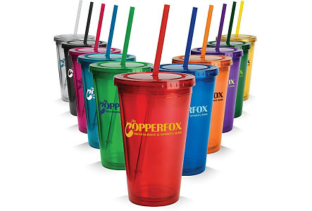 Sunsplash Acrylic Tumbler