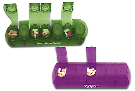 7 Day Med Minder Pill Holder
