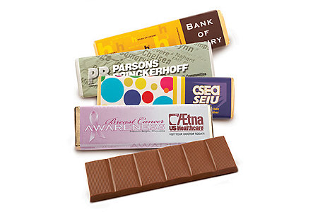 2 Oz Belgian Chocolate Bar