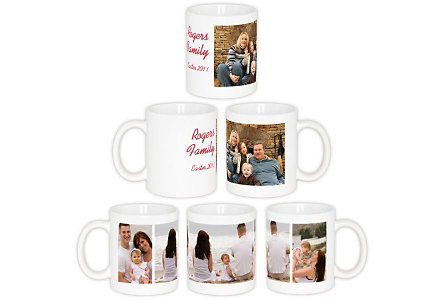 Photo Mugs - Full Wrap 11 Oz