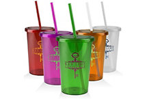 Travel Tumbler 20 Oz. Single Wall