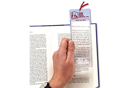 Bookmark Magnilens