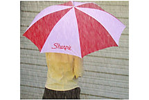 Auto Steel-Shaft Umbrella