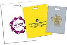 Die Cut Convention Bag 12 X 15 X 3