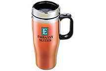 Copper Travel Mug 14Oz