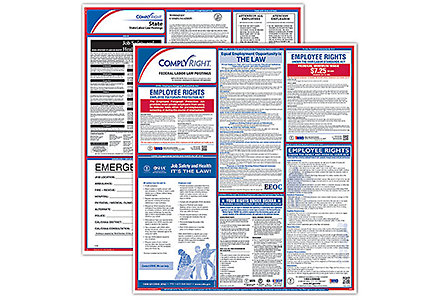 New Jersey State/Fed Poster Kit