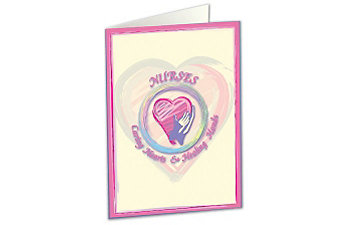 NURSES WEEK THANK YOU CARD 10 PACK