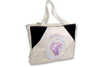 NURSES LARGE SIZED TOTE