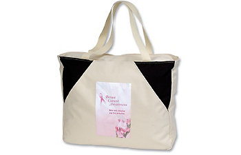BREAST CANCER AWARENESS BAG