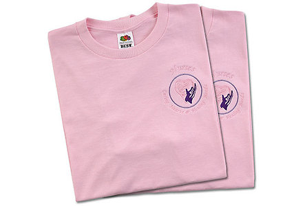 Nurses Pink T-Shirt - Large
