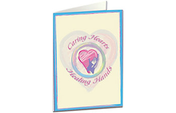 CARING HEARTS THANK YOU CARDS 10PK