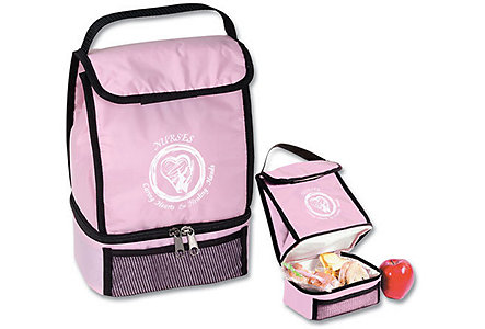 Nurses Pink Lunck Sack