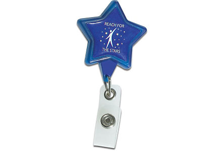 Reach For The Stars Badge Reels