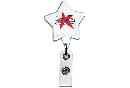 I'm Appreciated Star Badge Reels
