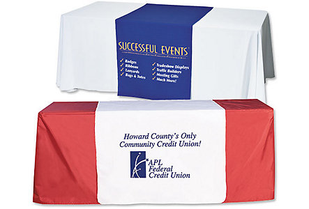 30 In. Table Runner - 2 Color