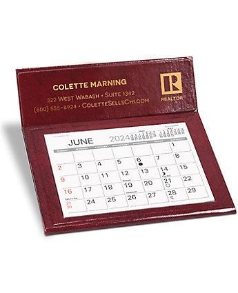 Classic Desk Top Calendar