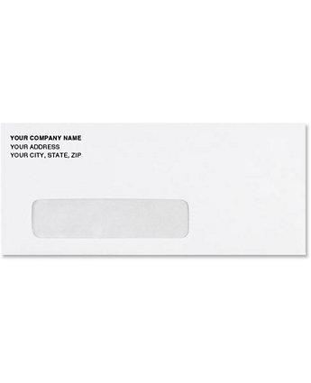#9 Window Envelope