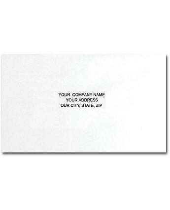 "6 1/4"" Self Addressed Envelope"