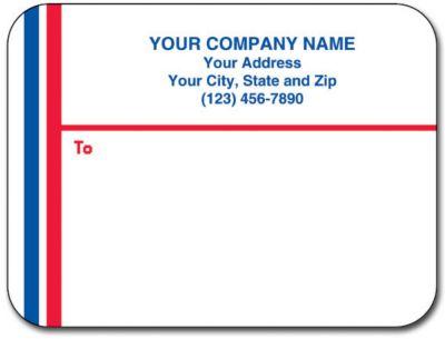 how to get a custom mailing address