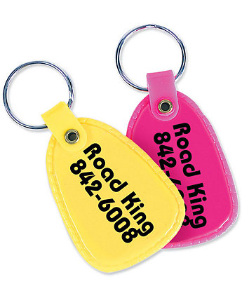 Saddle Key Tag-2 Side