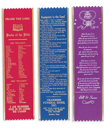 Inspirational Ribbon Bookmarks