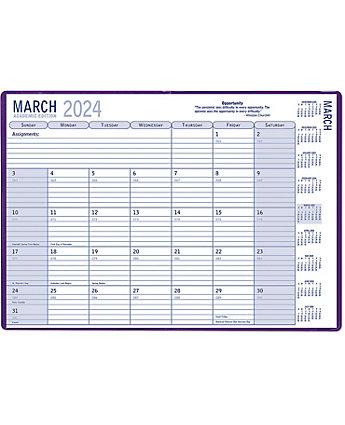 Academic Calendar - 7X10 Refill