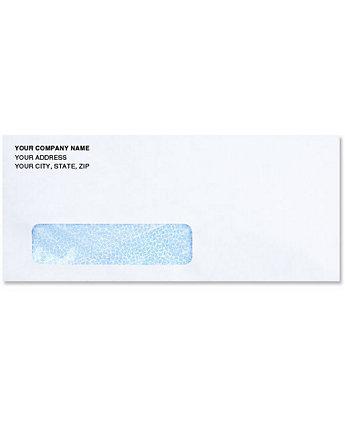 #10 Window Envelope W/Safety Tint