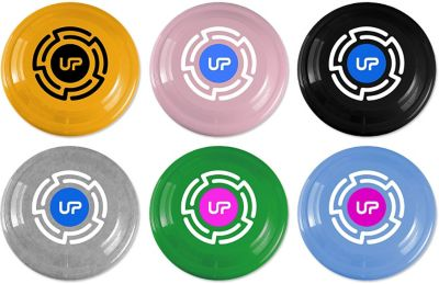 custom frisbee flyers