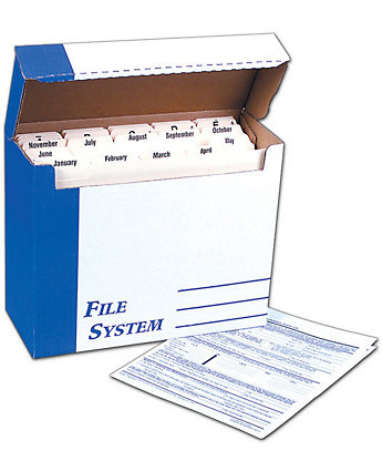 2014 I-9 Filer Kit