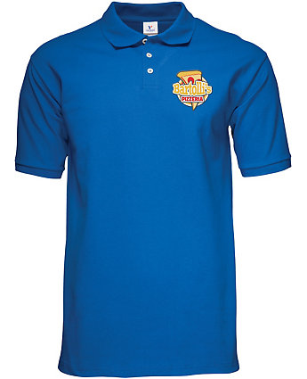 Polo Shirt 100% Cotton Embroidered