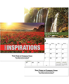 INSPIRATIONAL THOUGHT WALL CALENDAR