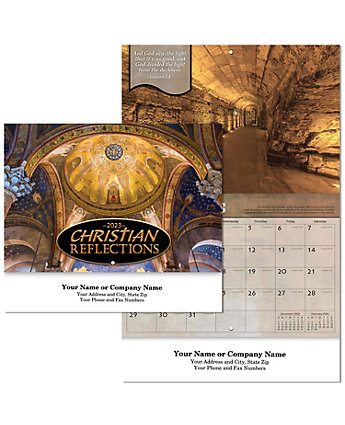 Christian Reflections Wall Calendar