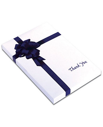 Blue Ribbon Calendar/Pen Gift Box