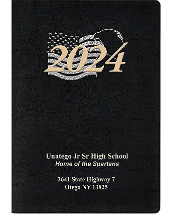 7X10 Ridgemont Desk Planner