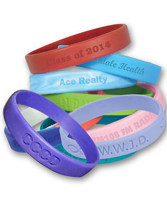 Silicone Wristband-Express