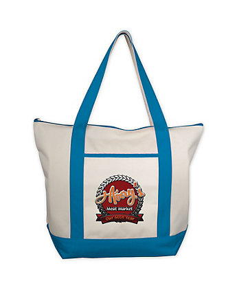 Shopping Bag-Embroidered